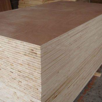 9mm 15mm 16mm 18mm19mm Solid wood skin blockboard with poplar core wood10-8