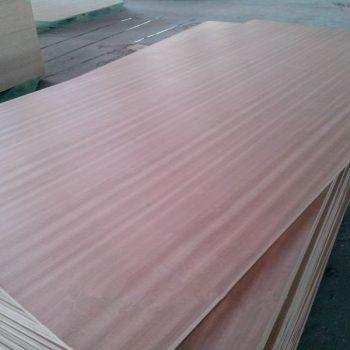 Sapele veneer MDF   Wood 6-18