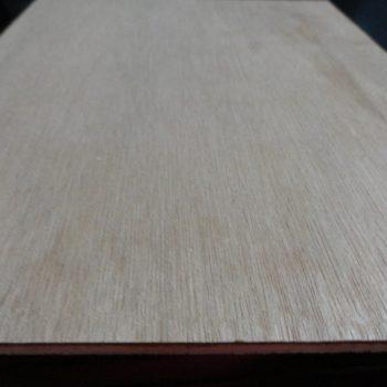 pencil cedar fancy plywood with E2 glue poplar core wood1-18