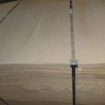dark brown hard board with good quality  Wood 8-9