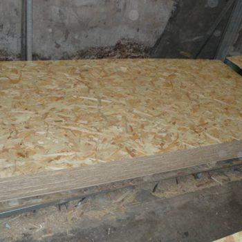 Flakeboard Type OSB with MR glue wood12-3